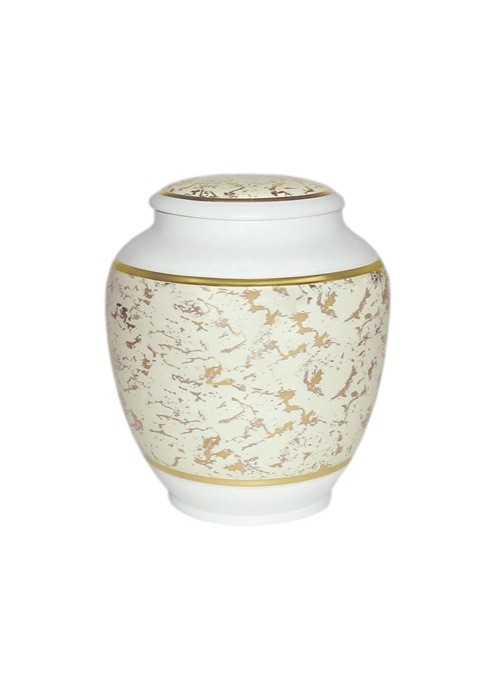 mini urne in porselein UPOLCP26