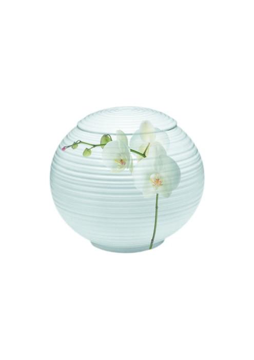 mini urne in porselein UPOLSPF118