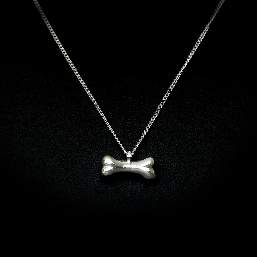 ashanger in zilver HZ-KLUIF