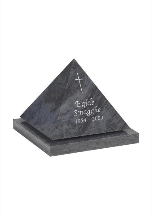 grafzerk urnenveld PUV2 - 44x44x28cm