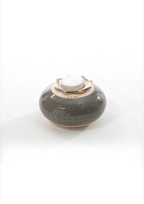 mini urne met theelicht UBVFLOR-OVS-34