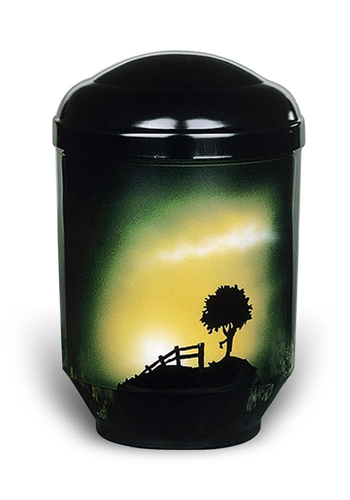 urne in aluminium UH3025