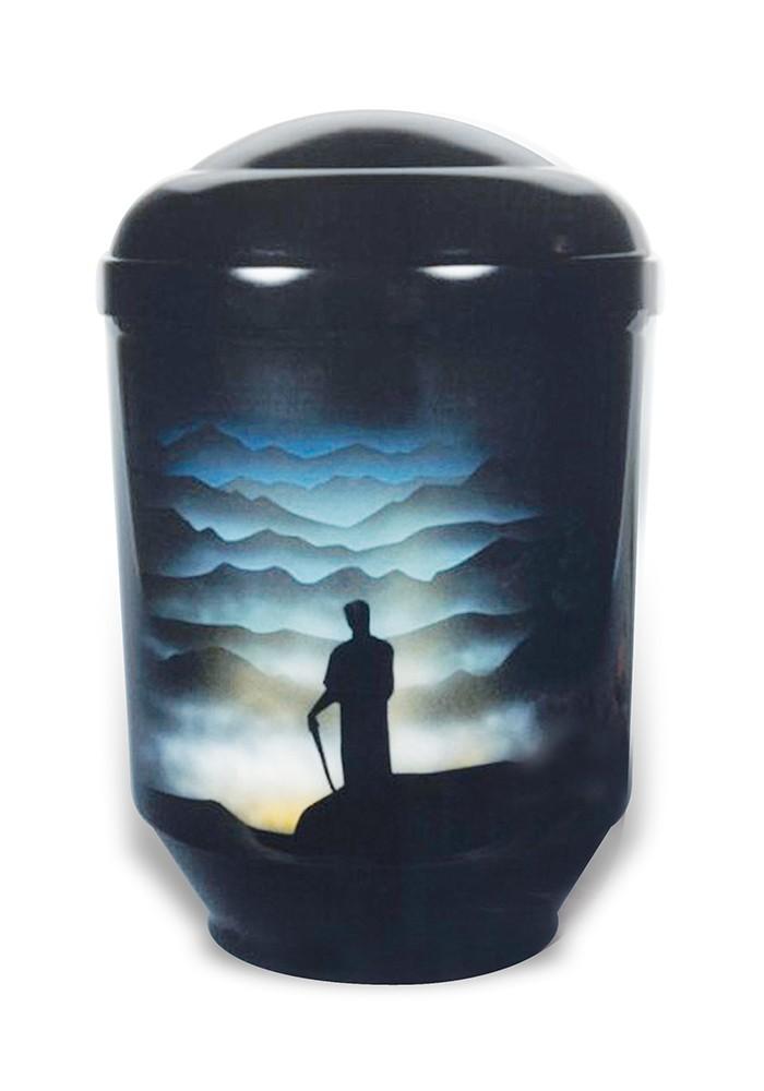 urne in aluminium UH3070