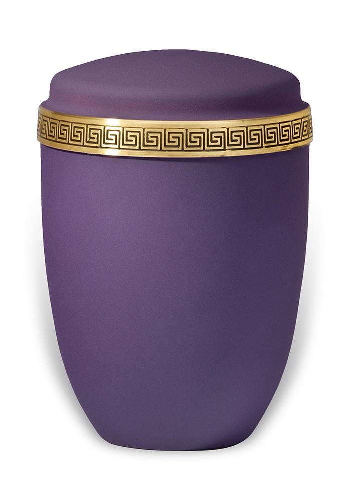 urne in mat metaal UH3371