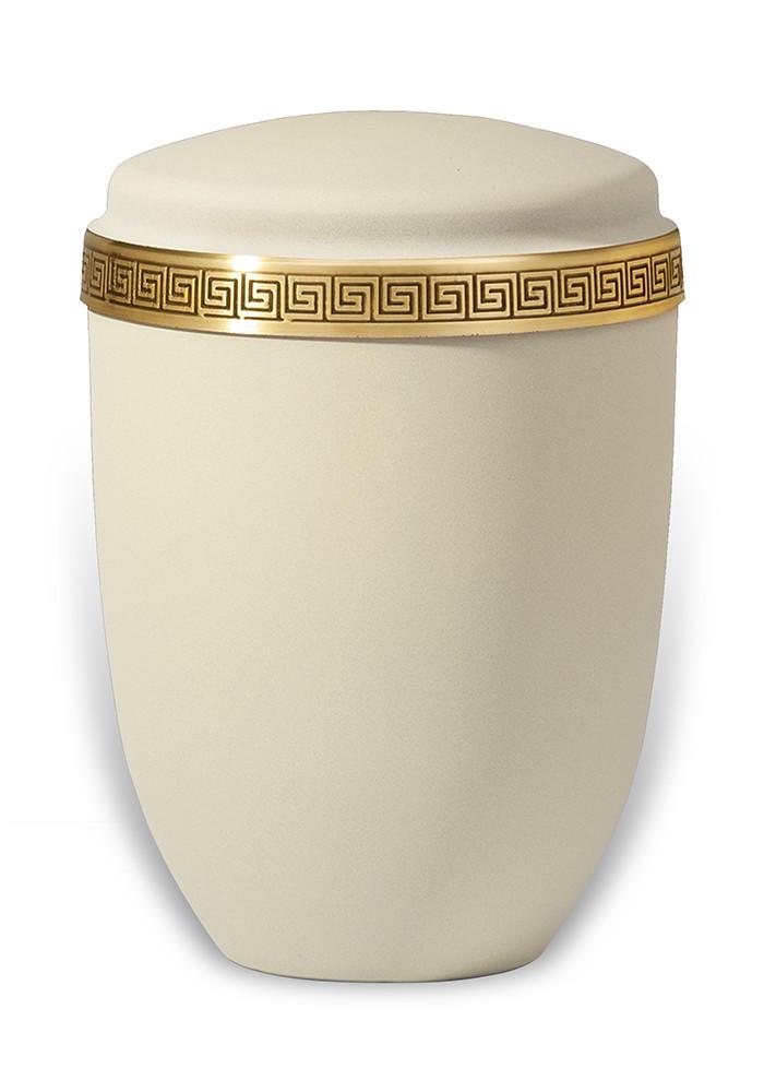 urne in mat metaal UH3372