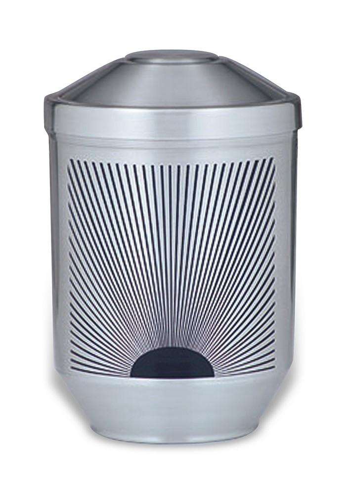 urne in aluminium UH4354