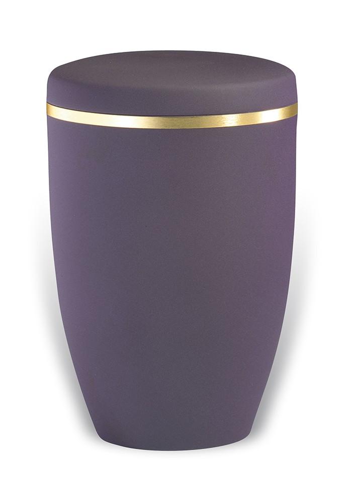urne in mat metaal UH6230