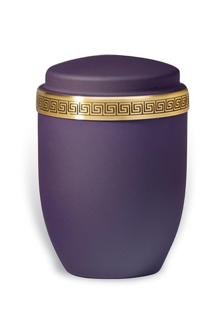 urne in mat metaal UH7321