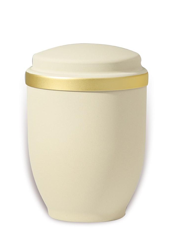 urne in mat metaal UH7512