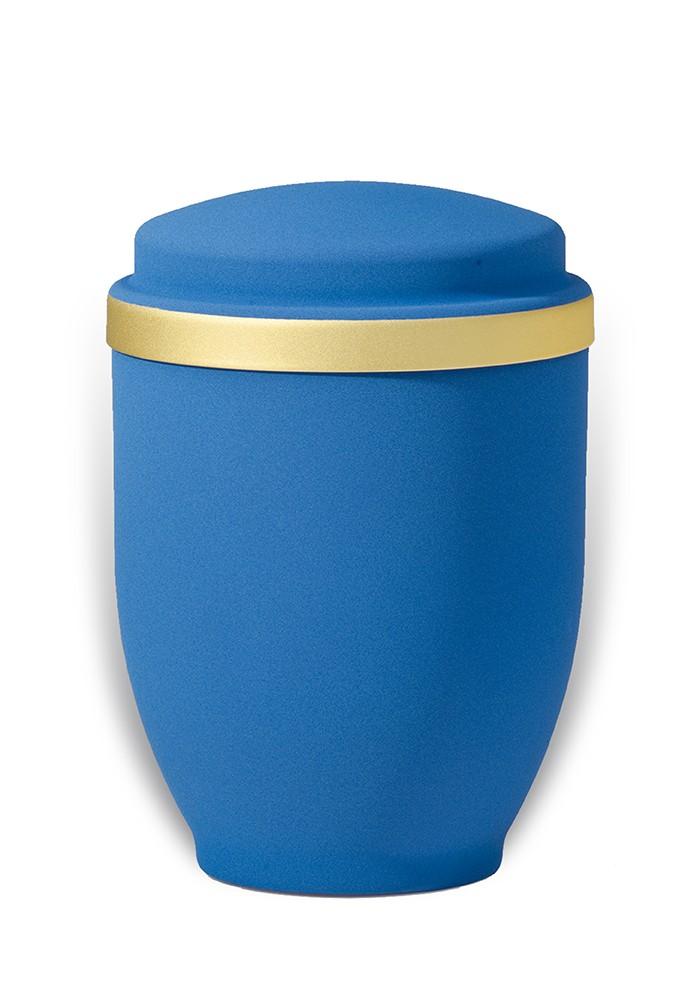 urne in mat metaal UH7513