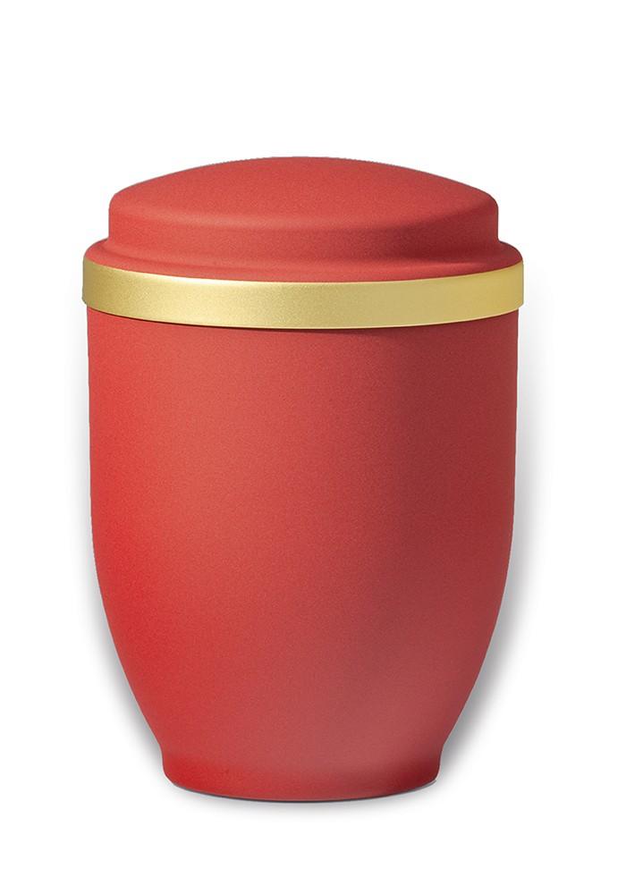 urne in mat metaal UH7514