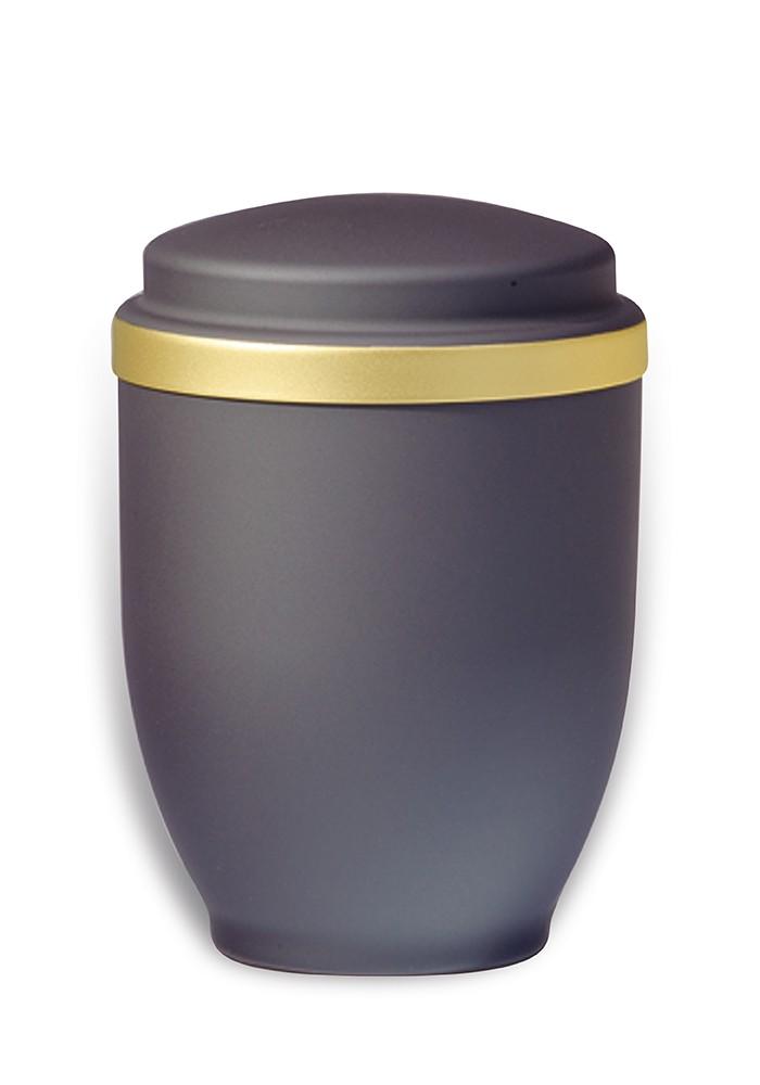 urne in mat metaal UH7515