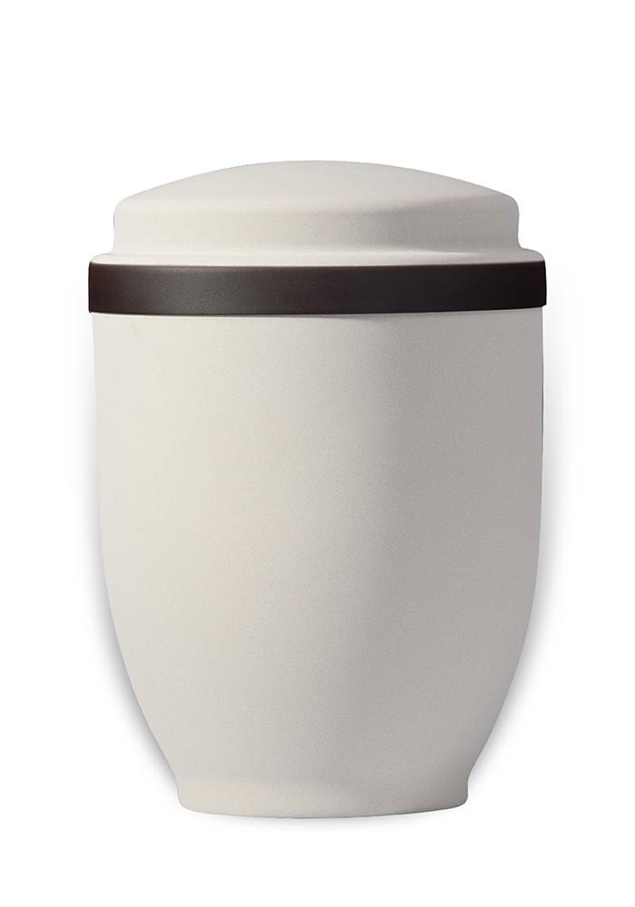 urne in mat metaal UH7516