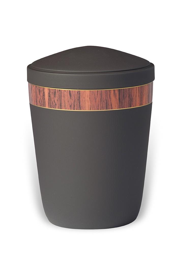 urne in mat metaal UH7823