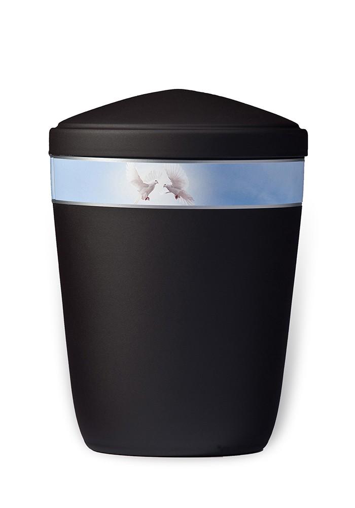 urne in mat metaal UH7825