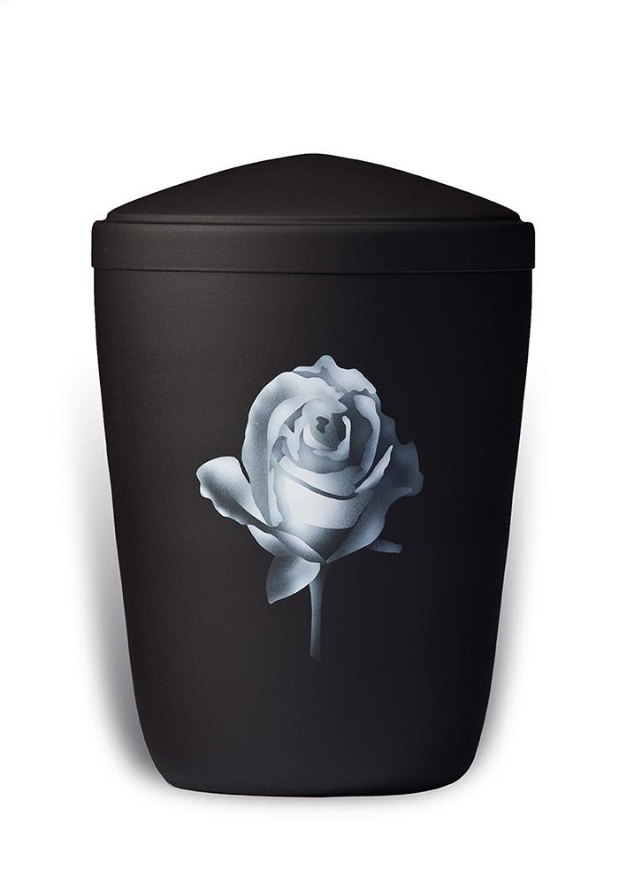 urne in mat metaal UH7831