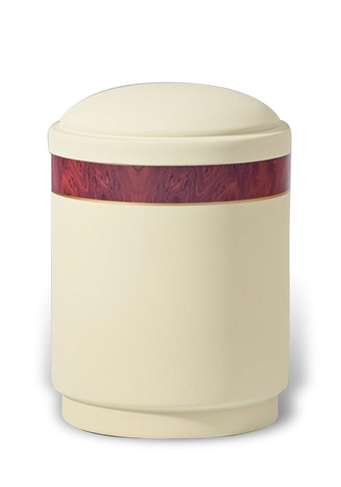 urne in mat metaal UH8-721