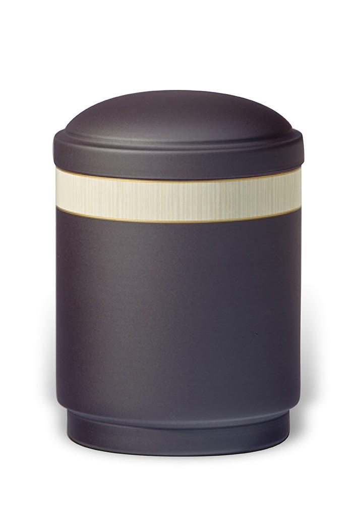 urne in mat metaal UH8-731