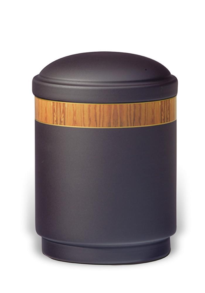 urne in mat metaal UH8-733