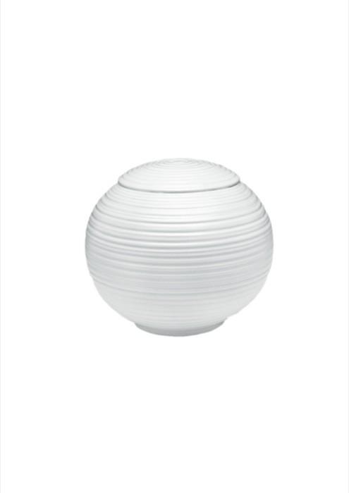 mini urne in porselein UPOLSP02