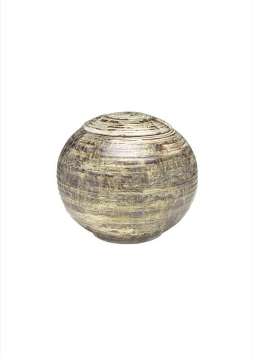 mini urne in porselein UPOLSP07