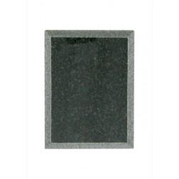 fotoblok in graniet FB2/VERT | 30 x 20 x 2 cm