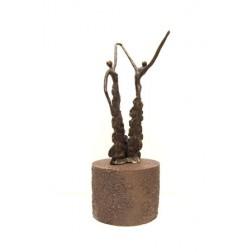 mini-urne in tin MA00672URN