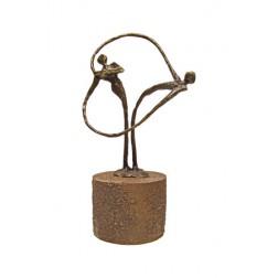 mini-urne in tin MA00675URN