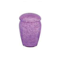 mini urne in glas UGL05