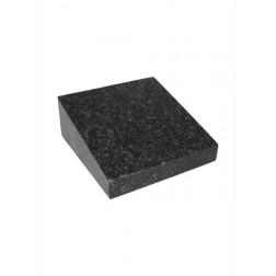 fotoblok in graniet FBM1A/MASSIEF | 17 x 17 cm