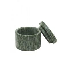 mini urne in groene marmer U135MINI