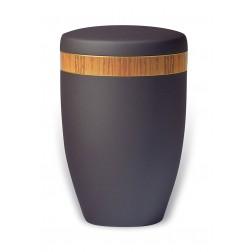 urne in mat metaal UH6293