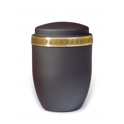 urne in mat metaal UH7325