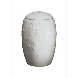urne in porselein UHY5223