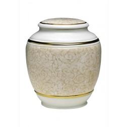urne in porselein UPOLCG10