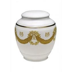 urne in porselein UPOLCG14