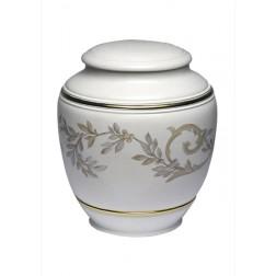 urne in porselein UPOLCG15