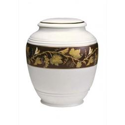urne in porselein UPOLCG17
