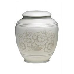 urne in porselein UPOLCG18