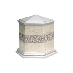 urne in porselein UPOLEG30