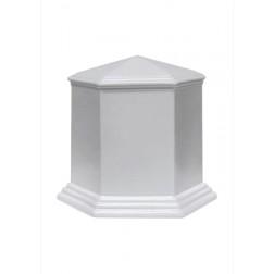 urne in porselein UPOLEG31
