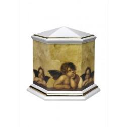 urne in porselein UPOLEG33