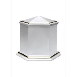 urne in porselein UPOLEG36