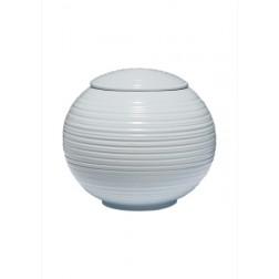 urne in porselein UPOLSG05