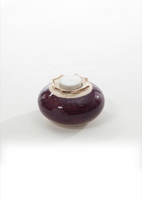 mini urne met theelicht UBVFLOR-OVS-28
