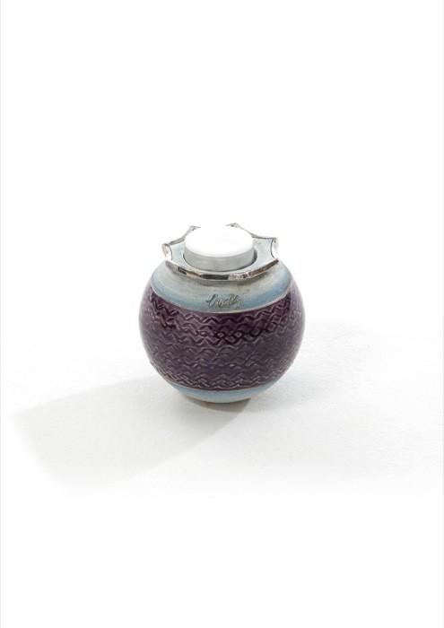 mini urne met theelicht UBVFLOR-RDS-35