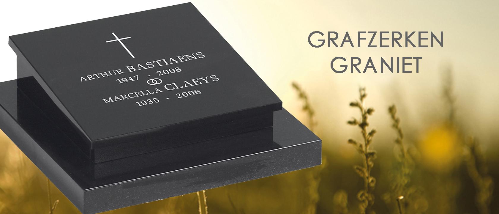 Grafzerken graniet