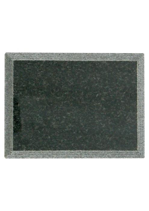 fotoblok in graniet FB2/HOR | 20 x 30 x 2 cm