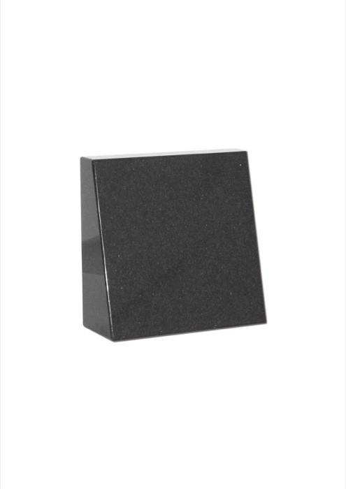 fotoblok in graniet FBM1/MASSIEF | 17 x 17 cm
