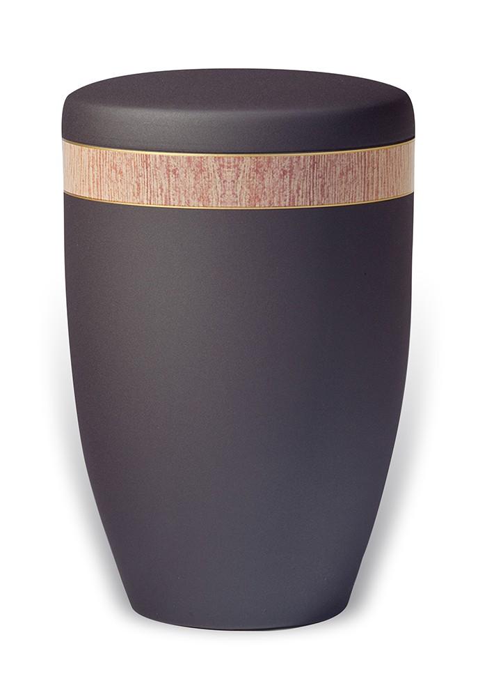 urne in mat metaal UH6291